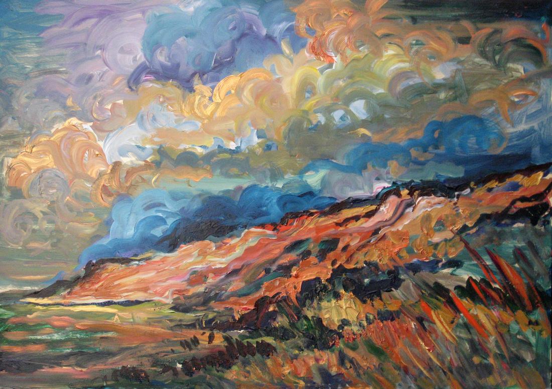 Sylt Landscape