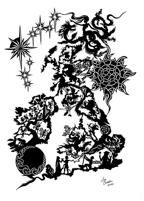 Mythology and Folklore of the British Isles