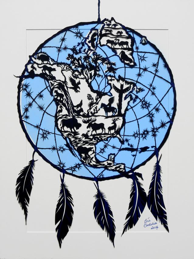 Dream-catcher - Native America