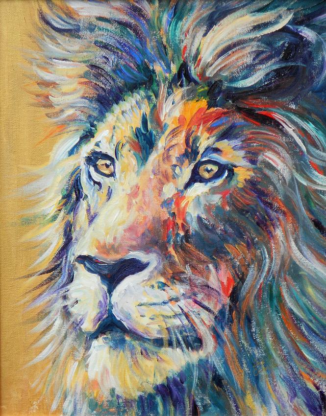 The Lion Aslan