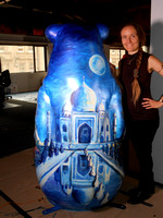 Taj Mahal by Sun and Moon (The Big Sleuth)