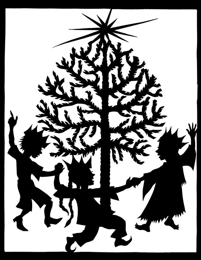 Dancing Around the Christmas Tree
