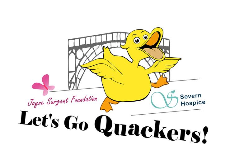 Lo 239 S Cordelia Let S Go Quackers Ten Giant Ducks Come To