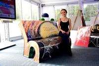 Look Upon Verdure (Sitting With Jane) BookBench